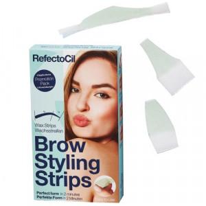 RefectoCil Brow Styling Strips 4 Anwendungen