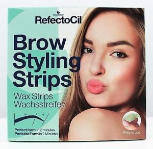 RefectoCil Brow Styling Strips 20 Anwendungen +10 Zusatzstreifen