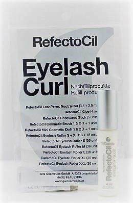 Refectocil Eyelash Perm Curl Refill Glue 4 ml