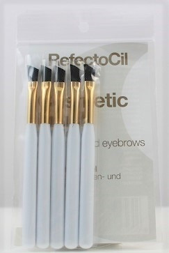 Refectocil Kosmetikpinsel hart gold 5er Set