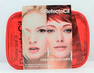 Refectocil Professional Starter Kit Creative Colors