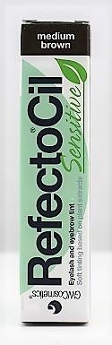 RefectoCil Sensitive mittelbraun Augenbrauen und Wimpernfarben 15 ml