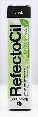 RefectoCil Sensitive schwarz Augenbrauen und Wimpernfarben 15 ml