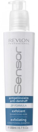 Revlon Sensor Exfoliating Shampoo 200 ml