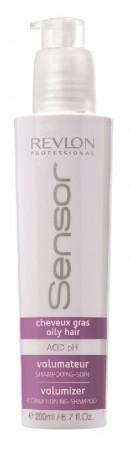 Revlon Sensor Volumizer Shampoo 200 ml