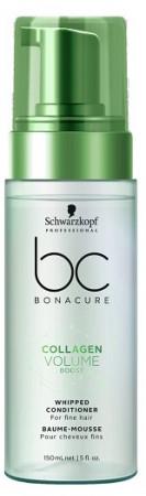 Schwarzkopf BC Collagen Volume Boost Whipped Conditioner 150 ml