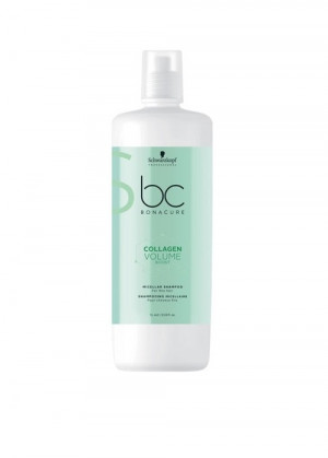 Schwarzkopf BC Collagen Volume Boost Shampoo 1000 ml