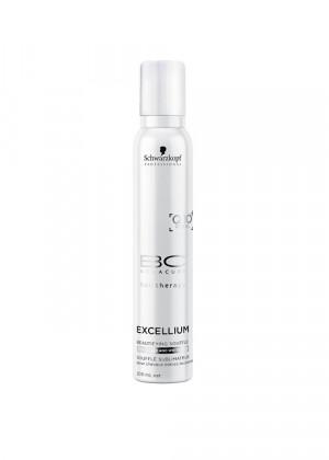 Schwarzkopf BC Excellium Beautifying Silver Soufflé 200 ml