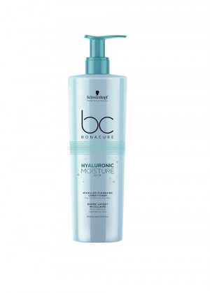 Schwarzkopf BC Hyaluronic Moisture Kick Cleansing Conditioner 500 ml