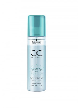 Schwarzkopf BC Hyaluronic Moisture Kick Spray Conditioner 200 ml