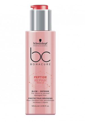 Schwarzkopf BC Peptide Repair Rescue Blow Defense 145 ml
