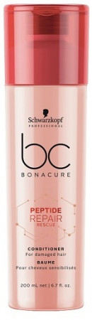 Schwarzkopf BC Peptide Repair Rescue Conditioner 200 ml