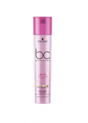 Schwarzkopf BC ph 4.5 Color Freeze Gold Shampoo 250 ml