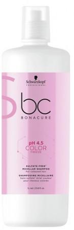 Schwarzkopf BC ph 4.5 Color Freeze Sulfate Free Shampoo 1000 ml