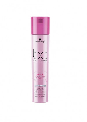 Schwarzkopf BC ph 4.5 Color Freeze Silver Shampoo 250 ml