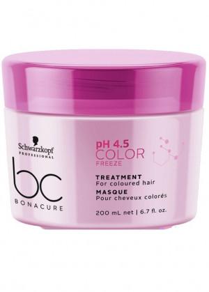 Schwarzkopf BC ph 4.5 Color Freeze Treatment 200 ml