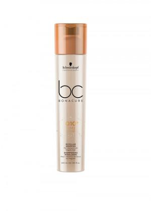 Schwarzkopf BC Q10 Time Restore Micellar Shampoo 250 ml
