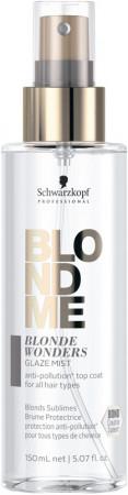 Schwarzkopf Blondme Blond Wonders Glaze Mist 150 ml
