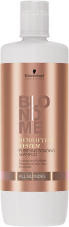 *Schwarzkopf Blondme Detox Purifying Shampoo All Blondes 1000 ml