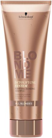 *Schwarzkopf Blondme Detox Purifying Shampoo All Blondes 250 ml