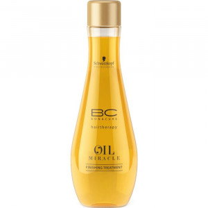 *Schwarzkopf Bonacure Oil Miracle Finishing Treatment 100 ml