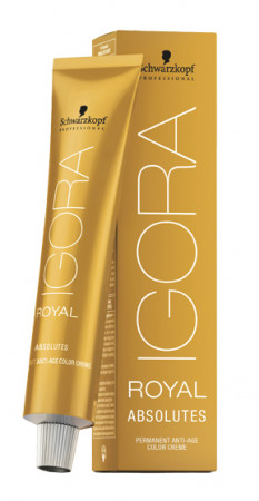 Schwarzkopf Igora Royal Absolutes alle Nuancen 60 ml