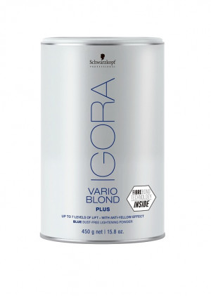 Schwarzkopf Igora Vario Blond Plus Strong Bonds Powder Lightener 450 g