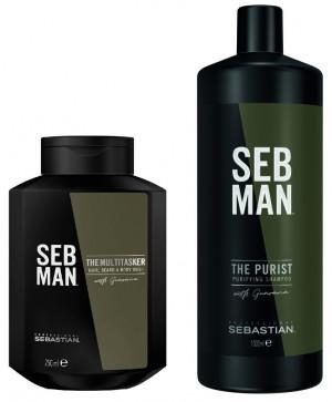 Seb Man The Multitasker 3 in 1