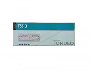 Tondeo Sifter Ersatzklingen TSS 3 1 x 10 Stück
