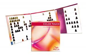 Wella Color Touch Farbkarte