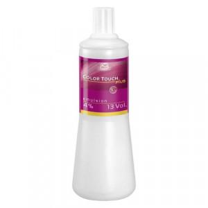 Wella Color Touch Plus Emulsion 4% 1000 ml