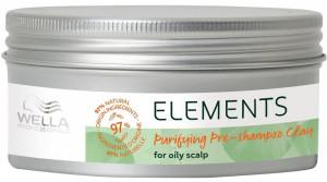 Wella Elements Purifying Pre-Shampoo Clay 225 ml