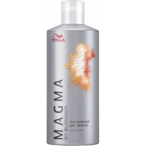 Wella Magma Strähnenhaarfarbe Post Treatment 500 ml