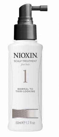 *Wella Nioxin System 1 Scalp Treatment 100 ml