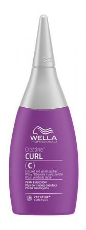 Wella Professionals Crea + Curl C/S Base 75 ml