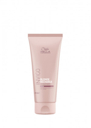 Wella Invigo Blond Recharge Color Refreshing Conditioner warme Blondtöne 200 ml