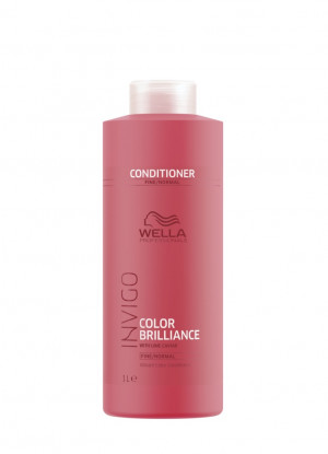 Wella Invigo Color Brilliance Vibrant Color Conditioner feines bis normales Haar 1000 ml