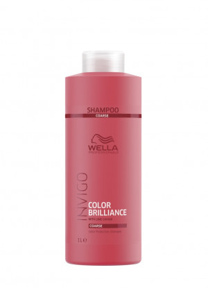 Wella Invigo Color Brilliance Vibrant Color Conditioner kräftiges Haar 1000 ml