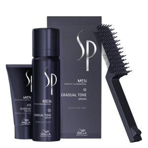 Wella SP MEN Gradual Tone braun 60+30 ml
