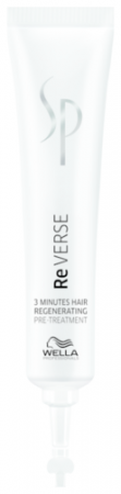 Wella SP Reverse 3-Minutes Hair Regenerating Treatment 6x20 ml