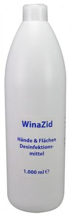 WinaZid Hände- und Flächen-Desinfektionsmittel 1000 ml