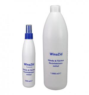 WinaZid Hände- und Flächen-Desinfektionsmittel