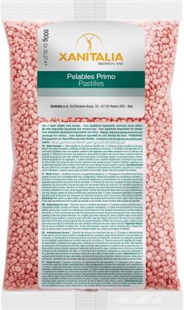 XanitaliaPro Filmwachs Brasilian System Rosa 1000 g