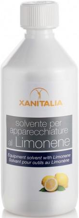 XanitaliaPro Lösungsmittel für Geräte mit Zitrone 500 ml